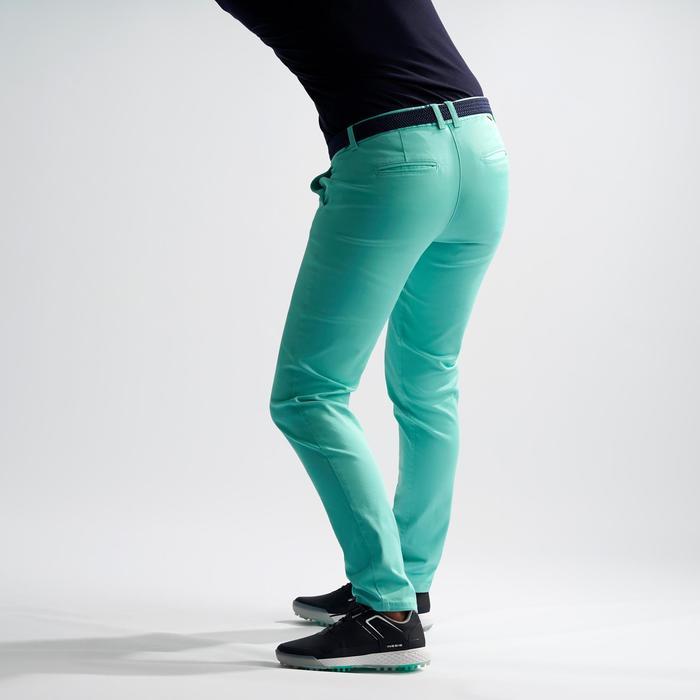Golfhose Damen grün/türkis