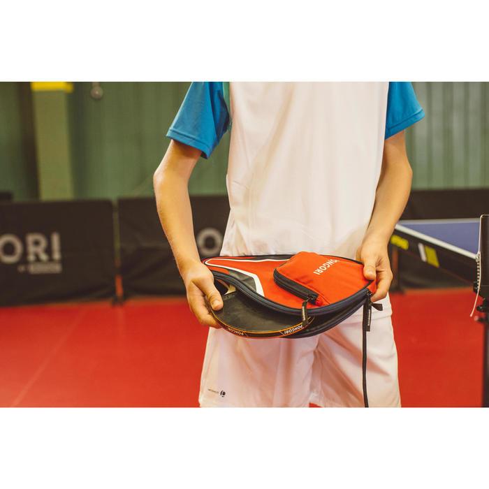 Schlägerhülle Tischtennis TTC130 rot