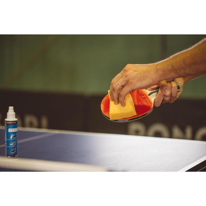 Reinigingsset voor batrubbers - spray en spons