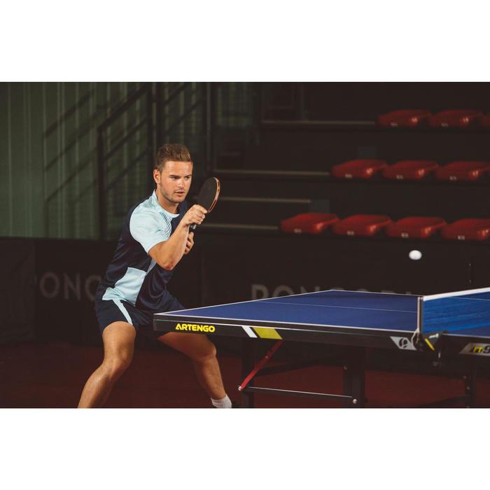 Tischtennisplatte Club FT 950 Indoor FFTT blau