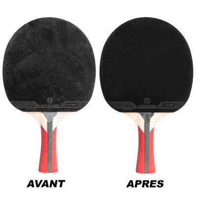 Спрей і губка для настільного тенісу