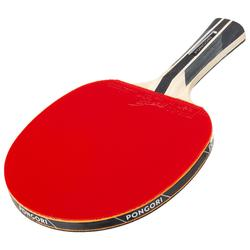 TTR 560 5* Speed C-Pen Table Tennis Bat + Cover