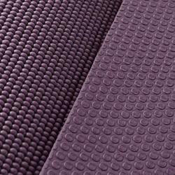 Gentle Yoga Mat 8 mm - Burgundy