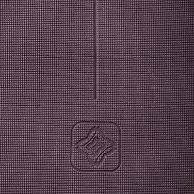 Colchoneta 8 mm Yoga Suave Domyos Confort Burdeos