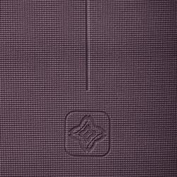 舒緩瑜珈墊8 mm - 酒紅色