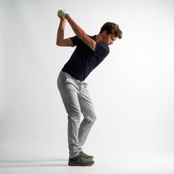 男款溫和氣候高爾夫長褲