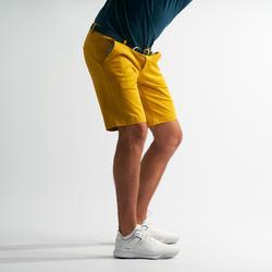 Golf Bermuda Short Herren gelb