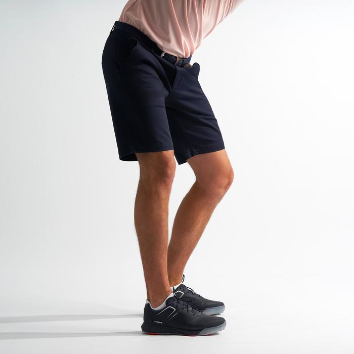 Bermuda de golf pour hommes bleu marine