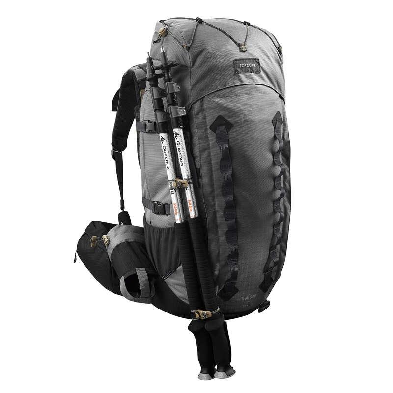 ZAINI TREKKING Sport di Montagna - Zaino uomo TREK 900 50L + 10L  FORCLAZ - Materiale Trekking