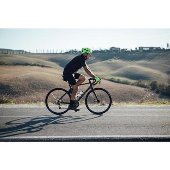Cuissard vélo route à bretelles TRIBAN RC500 noir