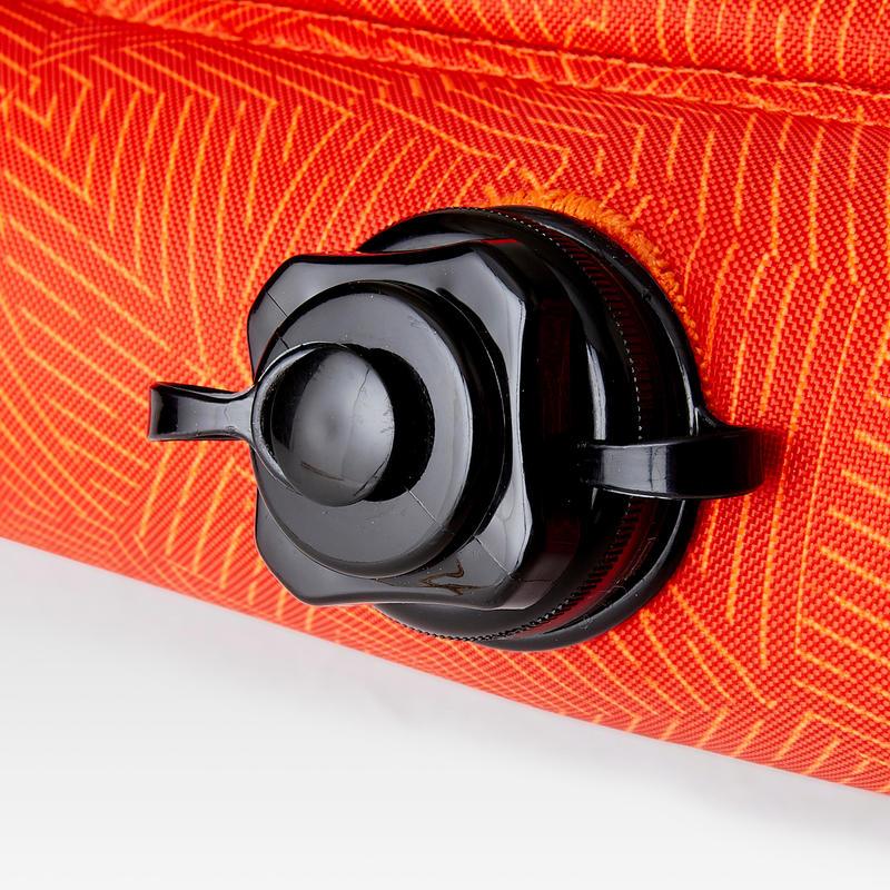 Arco de fútbol inflable NG500S rojo naranja