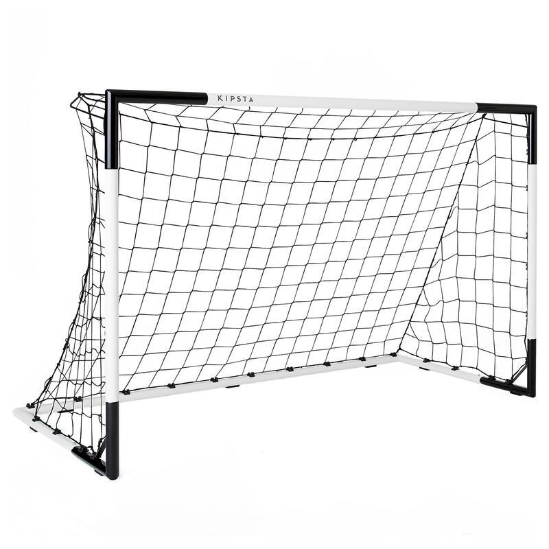 Portería de Fútbol Kipsta SG 500 talla M blanco