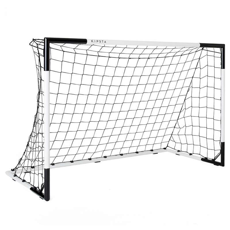 GOALS SOCCER Football - Football Goal SG500M - White KIPSTA - Football Equipment