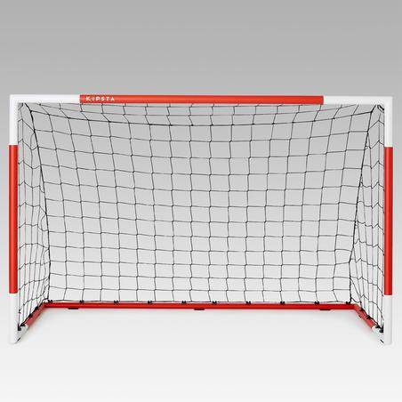 Size M Football Goal SG 500 - Grey