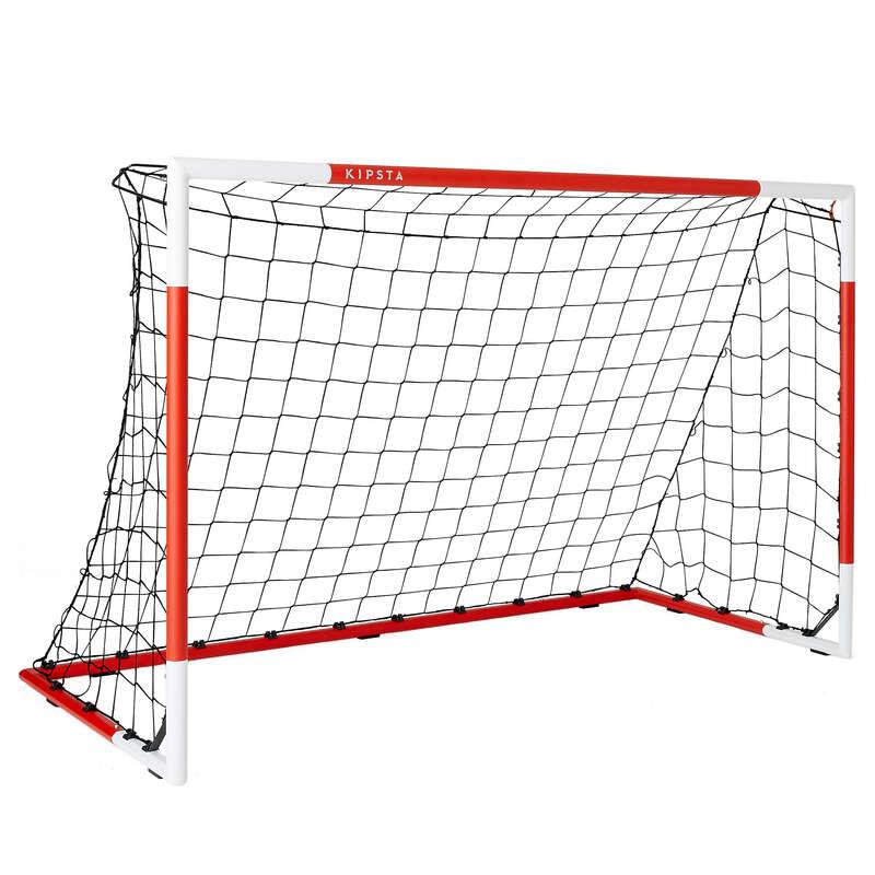 GOALS SOCCER Football - Football Goal SG500M - Grey KIPSTA - Football Equipment
