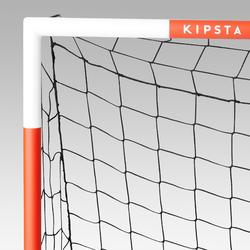 Portería de Fútbol Kipsta SG 500 talla M rojo/naranja