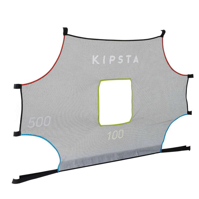 Mini kapuk Futball - Célzóháló, SG500, M-es méret KIPSTA - Labdák, kapuk