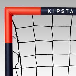 Portería de Fútbol Kipsta SG 500 talla S azul marino rojo bermellón