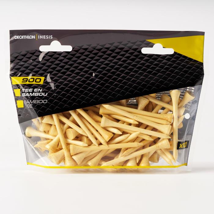 Tee bamboe 900 x 100 70mm