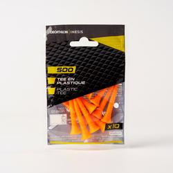 TEE PLASTIQUE 500 X10 54mm