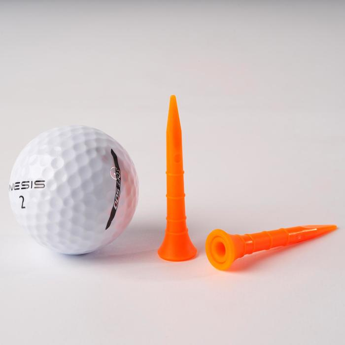 Tee 500 Plástico x10 54 mm