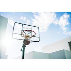 Basketball-Korbanlage B700 Pro Kinder/Erwachsene 2,40–3,05m 7 Spielhöhen