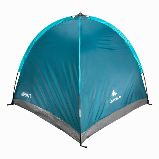 2-POLE CAMPING AND HIKING SHELTER - ARPENAZ COMPACT - 1 ADULT OR 2 CHILDREN