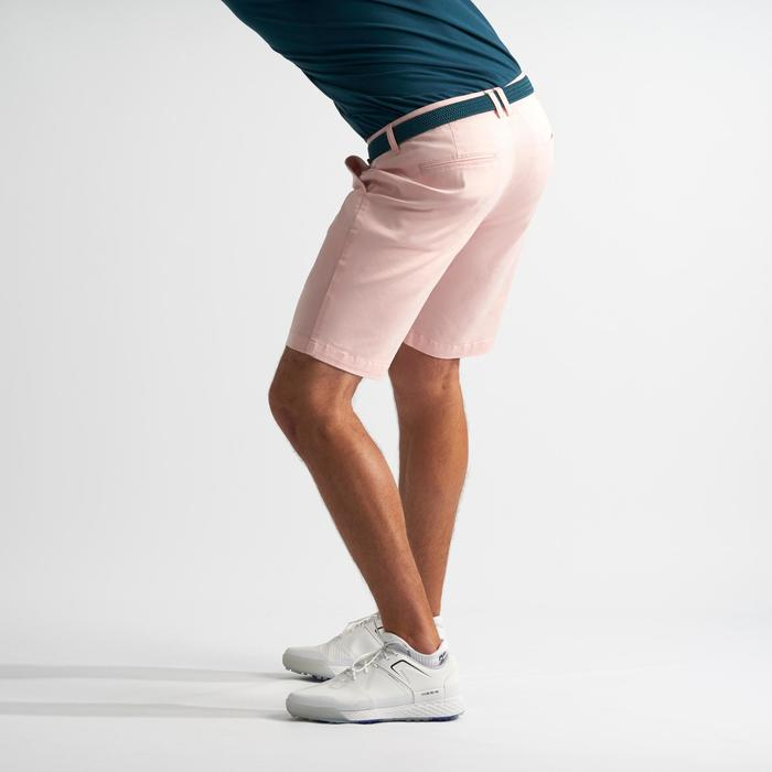 BERMUDA GOLF HOMME ROSE PALE