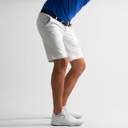 Golfbermuda voor heren wit