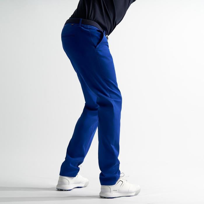 Golfhose Herren electric blue