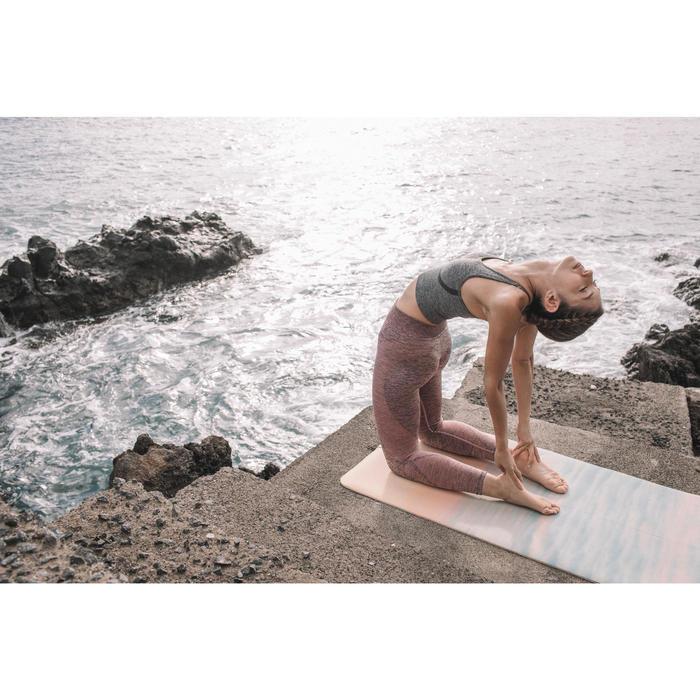 Travel Yoga Mat 1.5 mm - Cloud Print