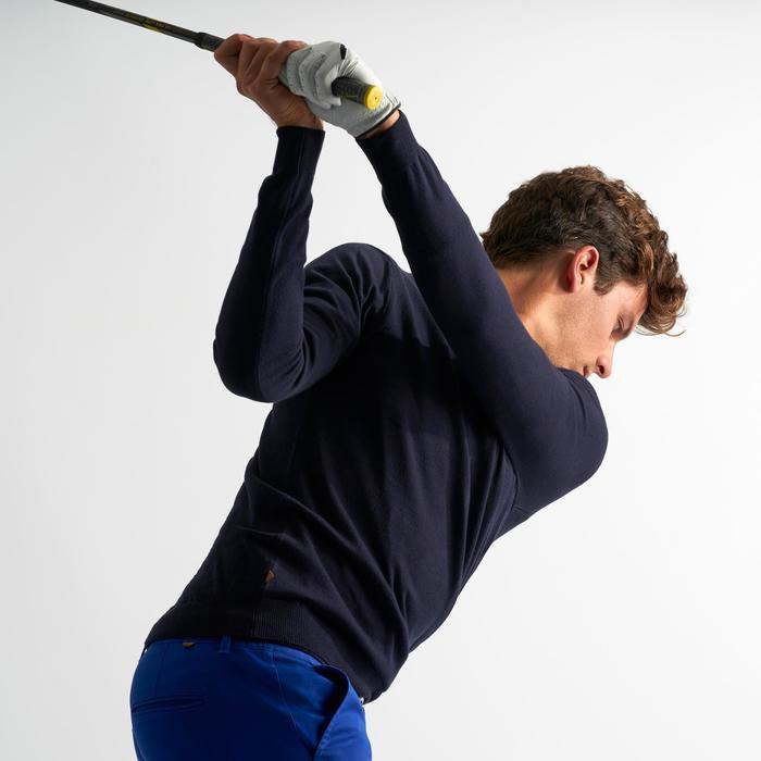 Golf Pullover Herren marineblau