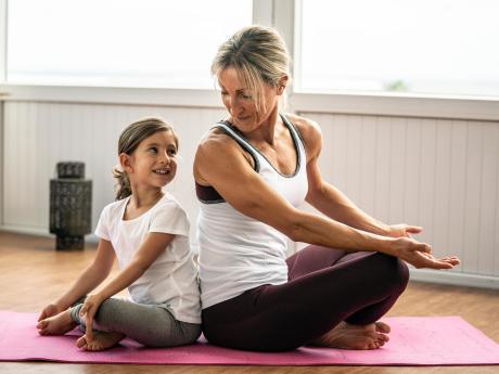 yoga enfant para 1