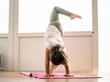 yoga enfant para 3