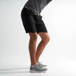 Bermuda golf homme respirant noir