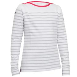 T-Shirt ML voile SAILING 100 Fille