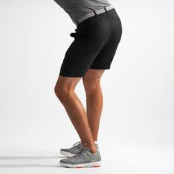 Golf Bermuda Shorts Herren atmungsaktiv schwarz