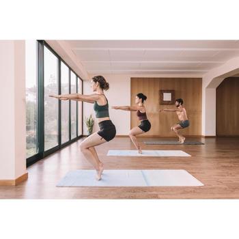 Yoga-Handtuch Mattenauflage rutschfest saugfähig bedruckt Strand