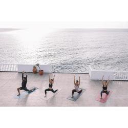 Yoga-Pad für Knie und Handgelenke türkis