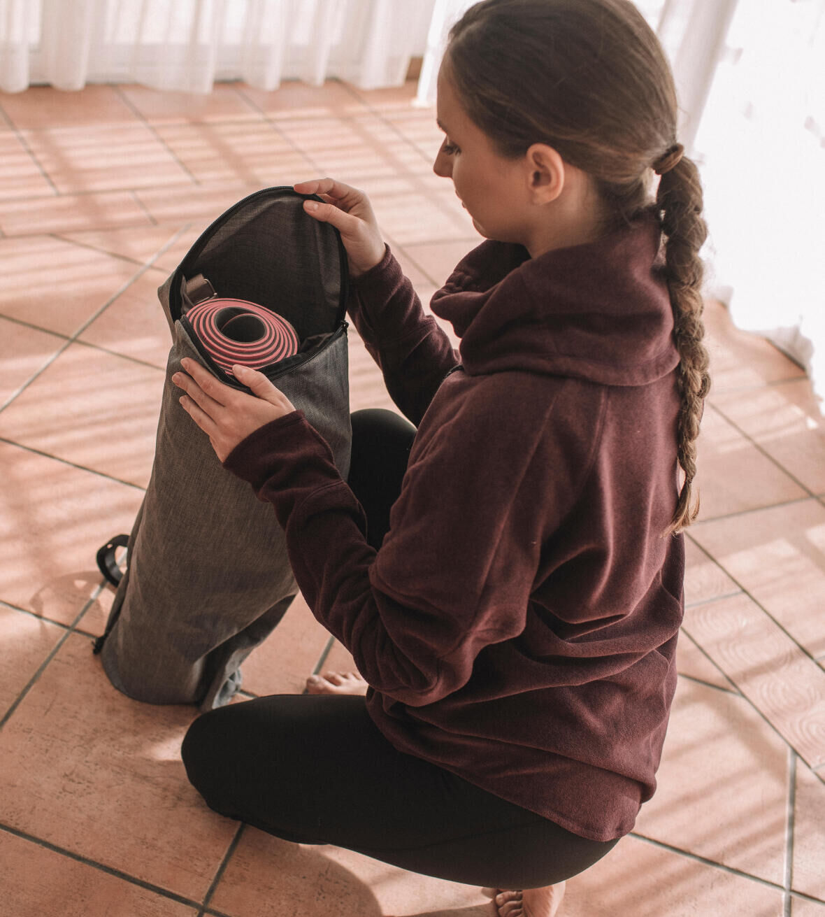 Yoga   How To Choose Your Yoga Mat?