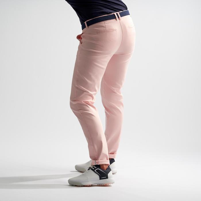 Golfbroek voor dames lichtroze