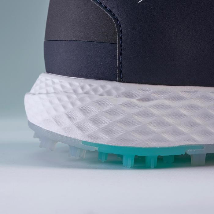 Golfschuhe Grip Wasserdicht Damen marineblau