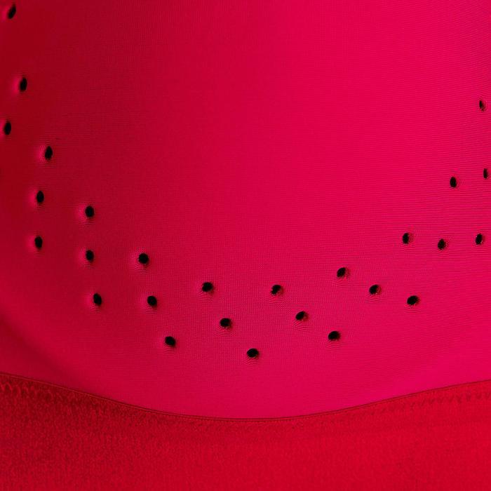 Hardloopbeha Comfort gemêleerd rood