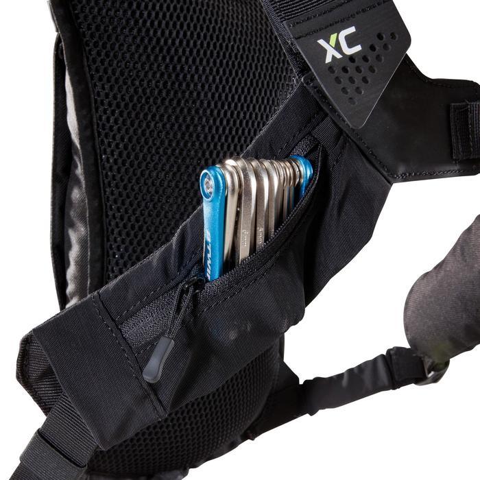 Drinkrugzak voor XC mountainbiken Lite zwart