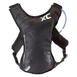 XC Lite Mountain Biking Hydration Pack - Black