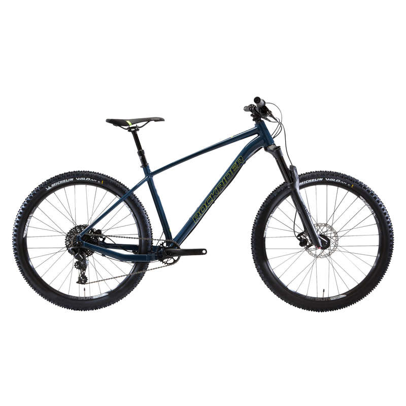 ADULT ALL MOUNTAIN MTB BIKE Cycling - AM 100 HT Mountain Bike - 27.5+ ROCKRIDER - Bikes
