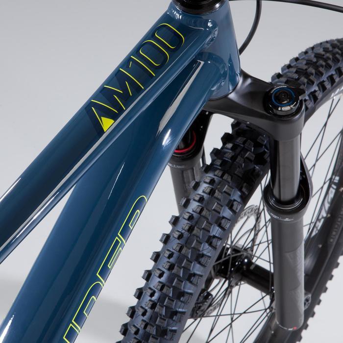 """MTB AM 100 29"""" SRAM NX 1x11-speed met dropper post zadelpen mountainbike"""