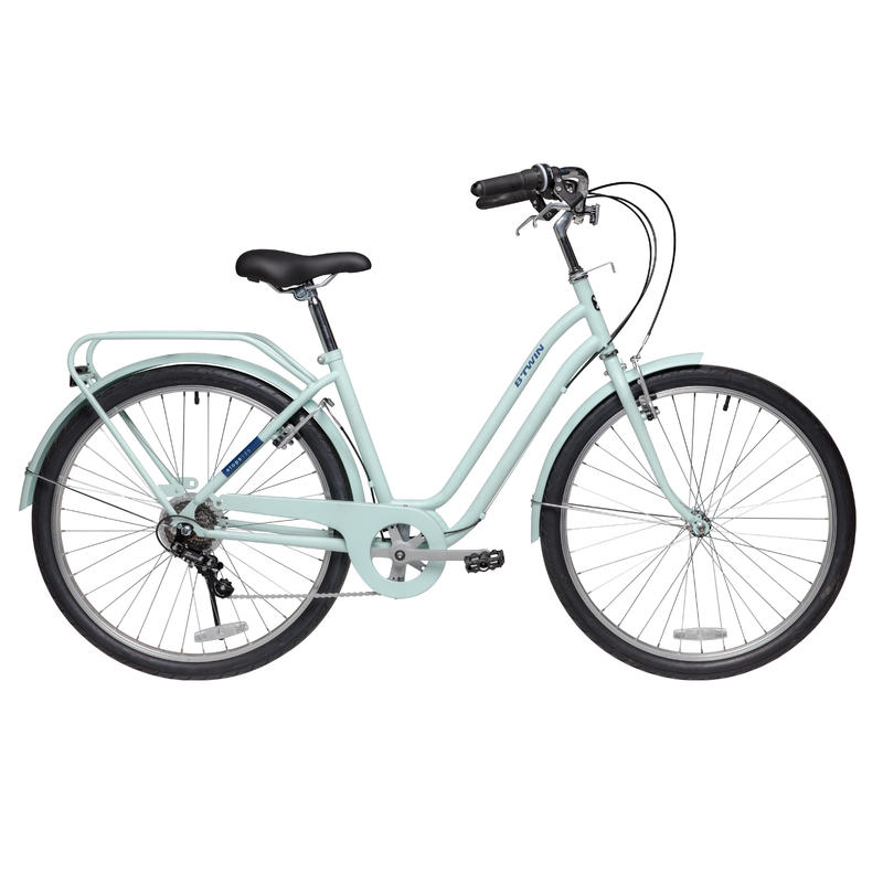 Elops City Bike 120 - Mint Green