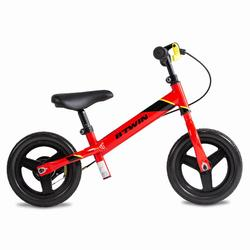 "10"" Run Ride 520 Red Balance Bike"