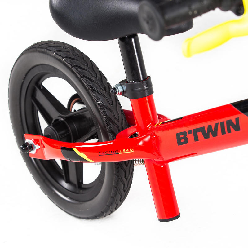 จักรยานทรงตัวสำหรับเด็กขนาด 10 นิ้วรุ่น Run Ride 520 MTB (สีแดง)